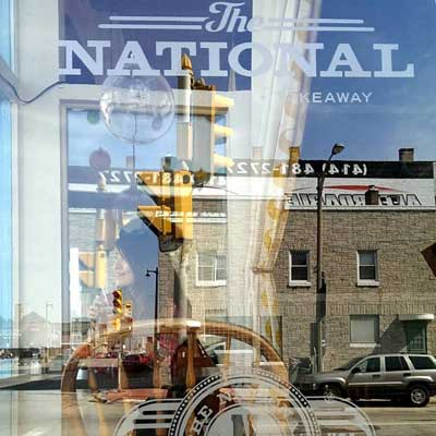 The National Cafe Milwaukee - Lisa Chen Art